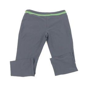 Nike Women's Gray Work Out Pants L